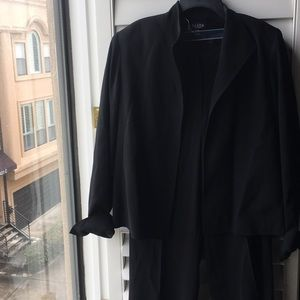 Black Peck and Peck suit (jacket and pants)